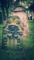 grave stones by FaerieFaith