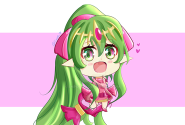 Chibi Young Tiki! by Empopers
