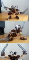 Bionicle MOCs: Earth by KupoGames