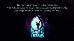 Haunter of Dreams is now Live on Indiegogo!