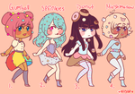 [OPEN] Sweet Girls Adopts [1/4] by Pffycat