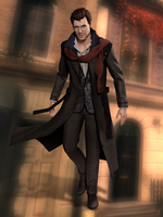 Sherlock Holmes - The Devils Daughter [XPS] by LexaKiness