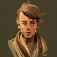 luke by Yefimia