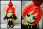 Phoenix Quinn by renealexa-plushie