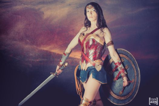 JAPAN EXPO 2016 - ECG Selections - Wonder Woman by CoolADN