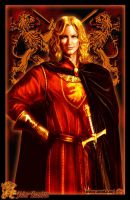 Jaime Lannister by Amok by Xtreme1992