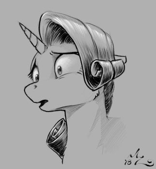 Daily Doodle 523 by Amarynceus