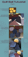 Quilt Ball Tutorial 1 by TheElle