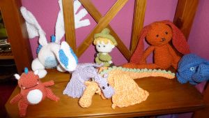 Little Collection by crocheter