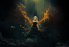 In Flame by zacky7avenged