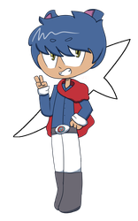 humanized Hovernyan! by SC0RM