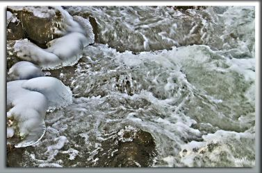 ice and running waters by gameover2009