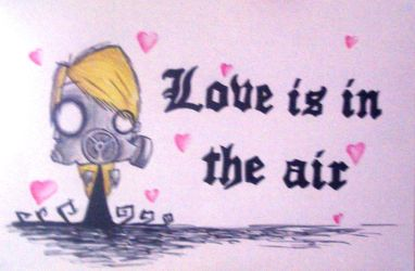 Love Is In The Air by PsymonArt