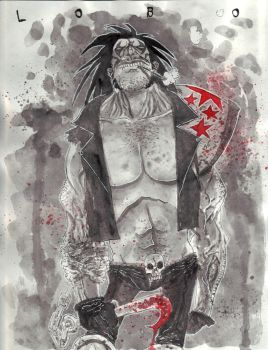 LOBO by Templesmith