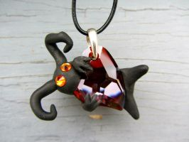 Cute Heartless Charm III by PaintIt13lack