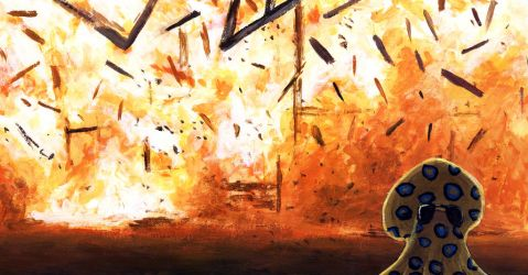 Cool guys don't look at explosions by ah-darnit