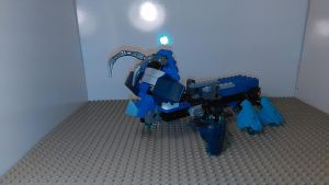 MMPR Triceratops Zord [Lego MOC] by sideshowOfMadness