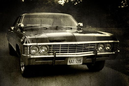 The Impala by froskeIlone