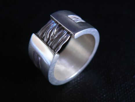 wire connections ring by lealea