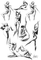 Gesture drawing tool by PiratoLoco