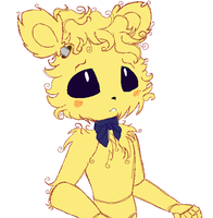 Golden Freddy Sweety|STYLE ANIME by scp-868