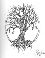 Tree of Life Tattoo by Don-Pachi