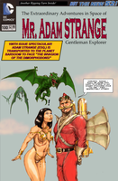 Victorian Adam Strange - on Barsoom! by Nick-Perks