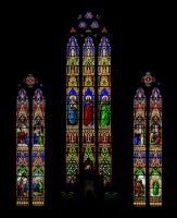 Stained Glass Windows by TomFawls