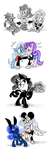 Ponytoons by thegreatrouge
