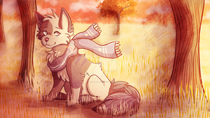 Autumn by feathers418