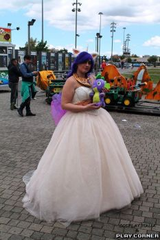 my cosplay rarity ...my little pony by moma92mapi