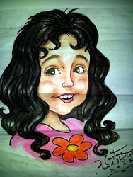 Caricature by S-lage