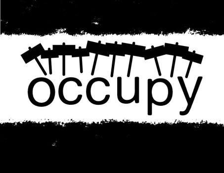 Occupy Protest by Johnusd