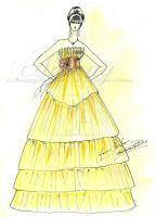 Marchesa Couture by AmanyIbrahem