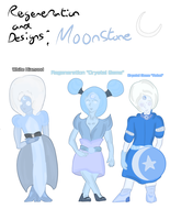 Design Moonstone by FaridCreator
