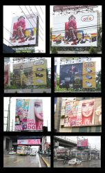 My Billboards :D by tunogkulay