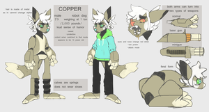 Coppers reference sheet by Deer-mafia