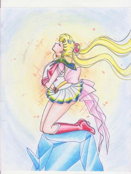 super sailor moon by Aino-Fred