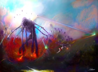 The Insect Charter- Arrival of the Dust King by BoxofLizards