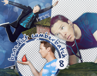 Png Pack 1122 // Benedict Cumberbatch by confidentpngs