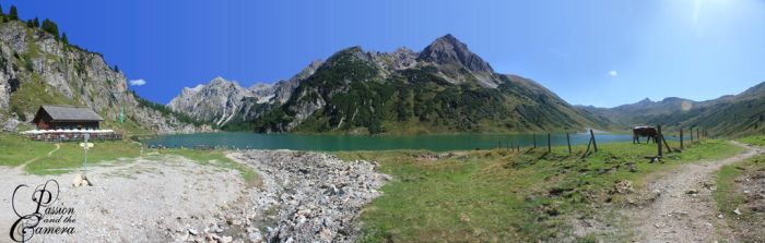 Tappenkarsee Panorama by PassionAndTheCamera