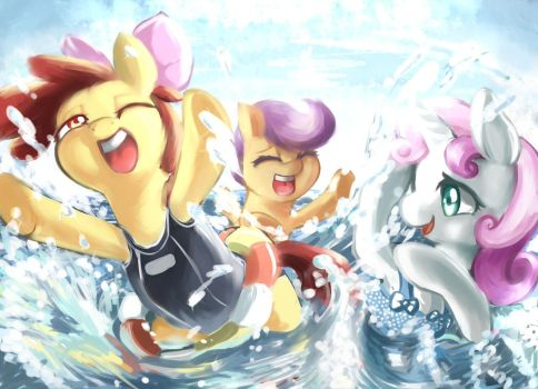 Summer day by Magiace
