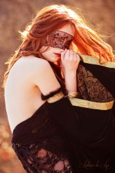 Shoot my beauty by Luthiae