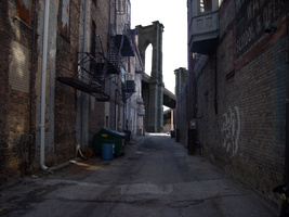 Alleyway version 2 by cycoclash25