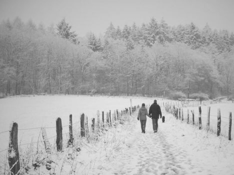 Winter in Germany by MimusVitae