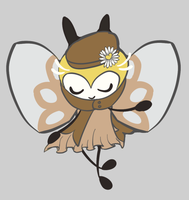 Ribombee in a dress
