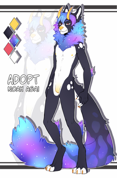 ADOPT [CLOSED] by NoahAsai