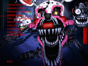 A Nice Fox| Nightmare!Mangle x Blind!Child!Reader by ClanWarrior on