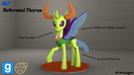 (DL) Reformed Thorax by Out-Buck-Pony