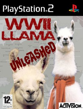 WWII LLAMA UNLEASHED by ajatuslapsi